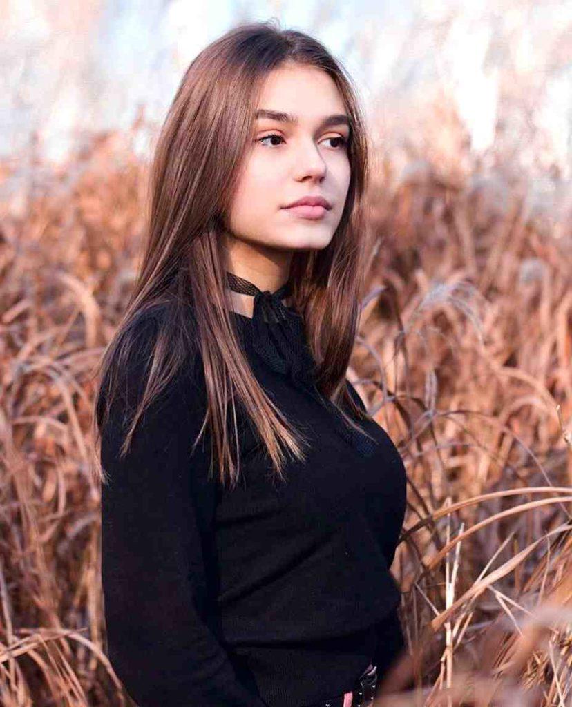 beautiful moldovan woman